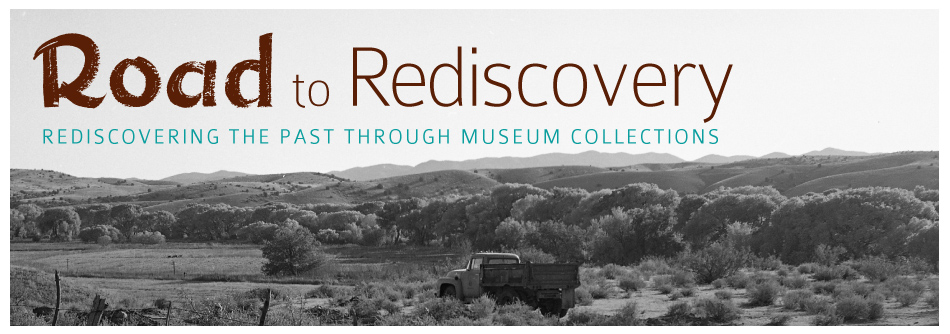 Road to Rediscovery: Rediscovering the Past through Museum Collections